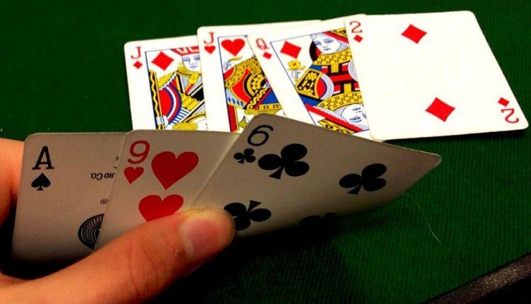 Seven Card Stud Poker