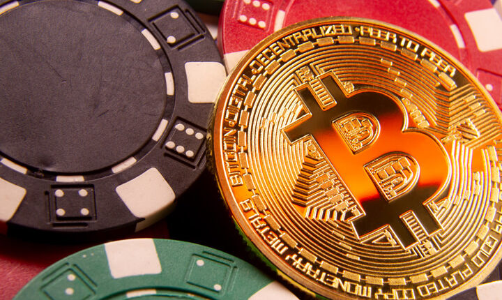 crytocurrency in gambling