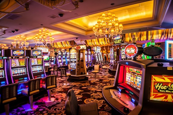 Money from Online Casinos